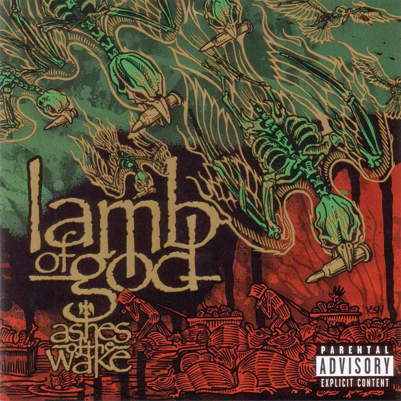 Review: The Lamb Of God –  Ashes Of The Wake