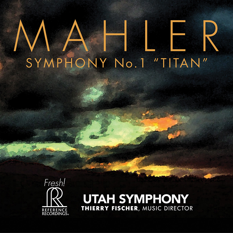 "Local Review: Utah Symphony – Mahler Symphony No. 1 ""Titan"""