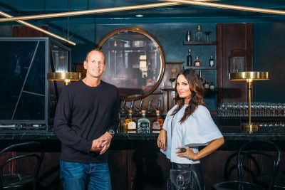 (L–R) John and Lisa Barlow want you to reimagine tequila with their blanco, añejo and reposado varieties of Vida Tequila.