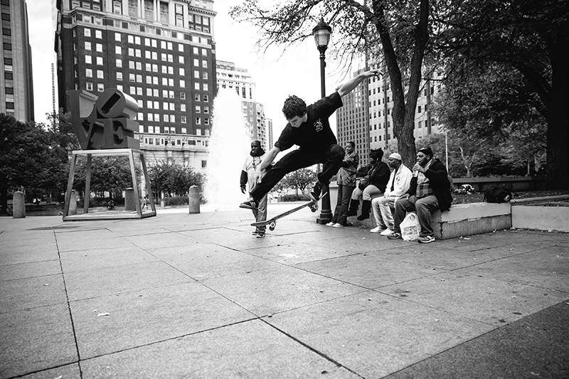 Paul from Philly – Kickflip – Philadelphia, Pennsylvania