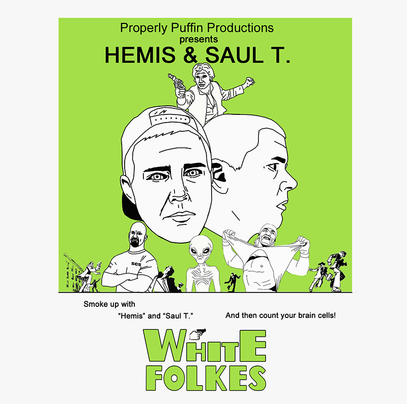 Local Review: Hemis & Saul T. – White Folkes