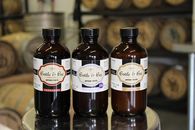 Review: Bottle & Bee Artisan Syrups