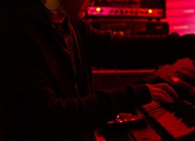 Scott Wasilewski of Huldra. Copyright Megan Kennedy // abuseofreason.com