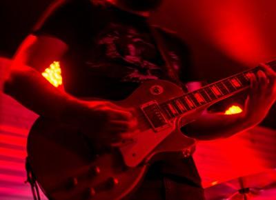 Eric Smith of Huldra. Copyright Megan Kennedy // abuseofreason.com