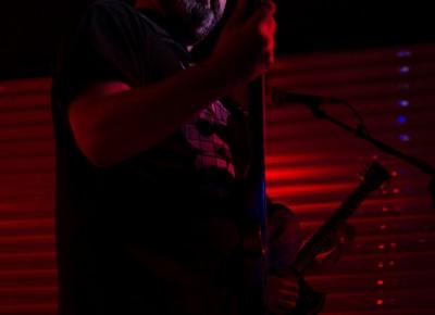 Joe Lester of Intronaut. Copyright Megan Kennedy // abuseofreason.com
