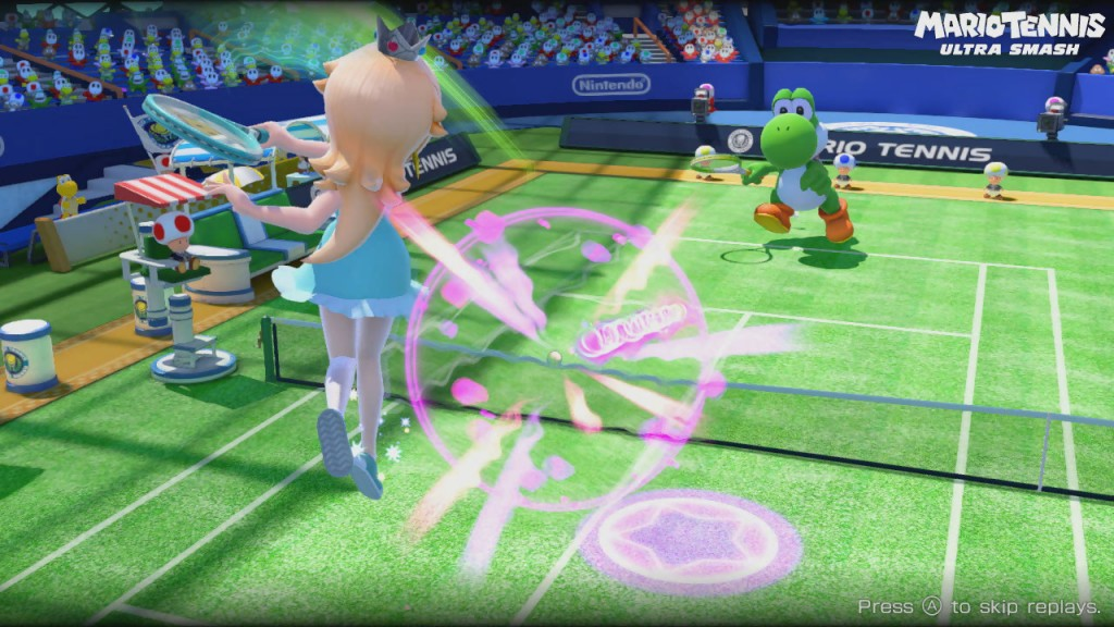 Review: Mario Tennis: Ultra Smash