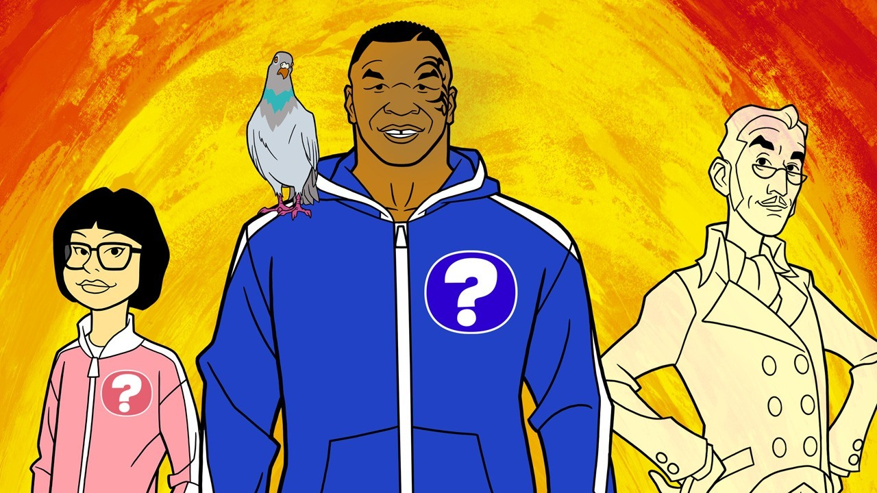 Image result for mike tyson mysteries