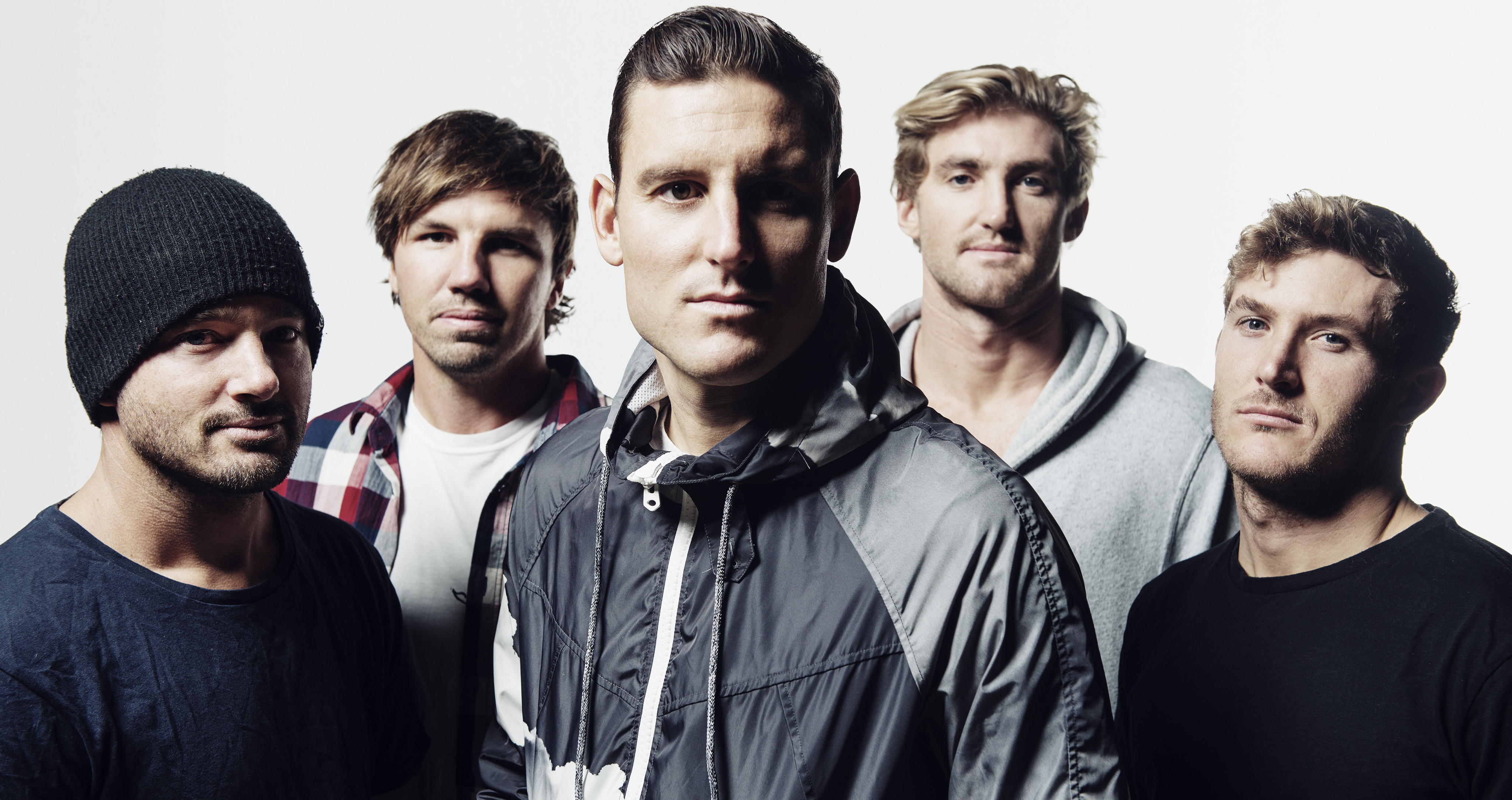 A Parkway Drive Tour