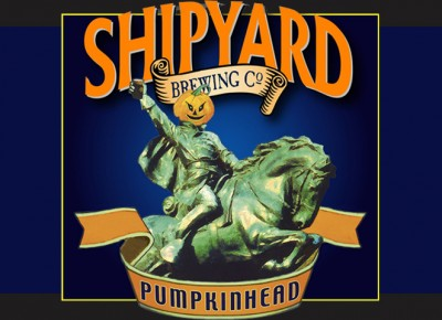 Shipyard Brewing: Pumpkinhead