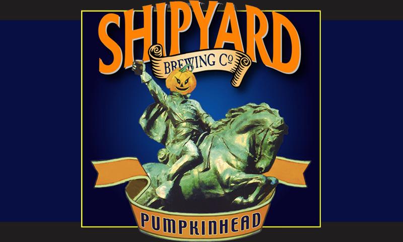 Shipyard Brewing: Pumpkinhead