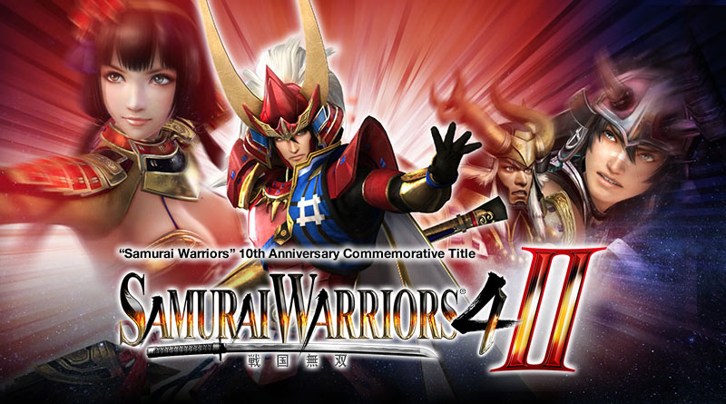 Review: Samurai Warriors 4-II