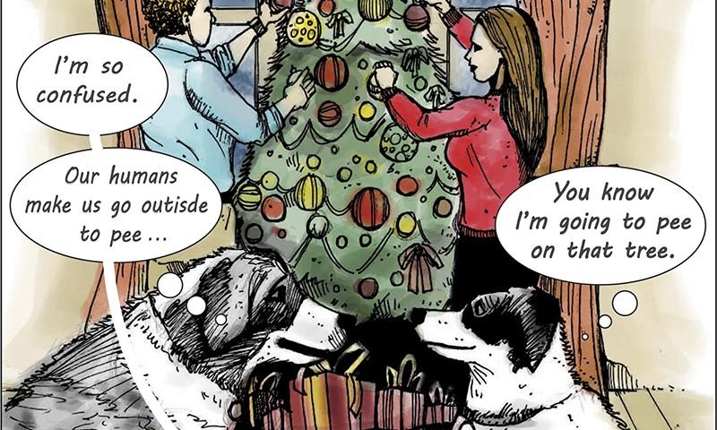SLUG Holiday Comix