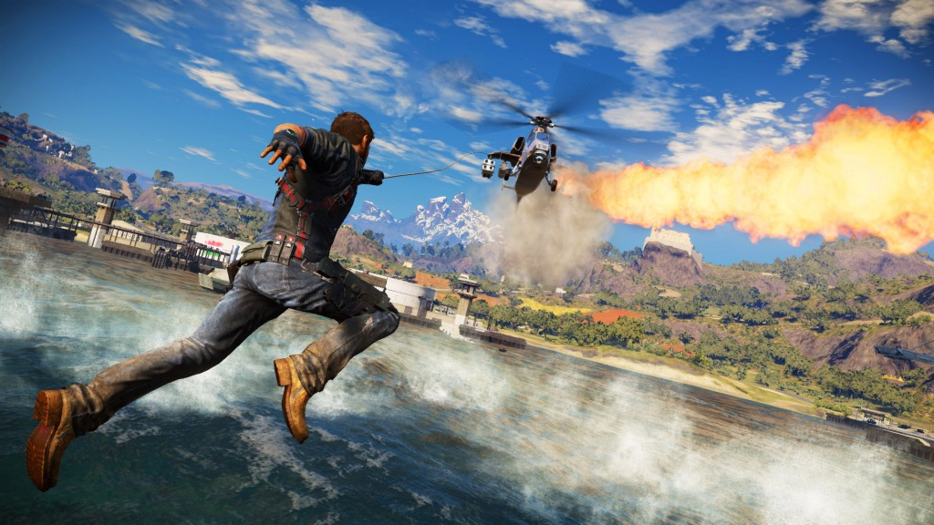 Just Cause 3: Ode to Explosions