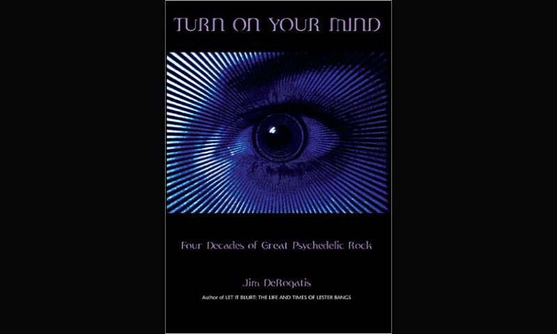 Review: TURN ON YOUR MIND: FOUR DECADES OF GREAT PSYCHEDELIC ROCK