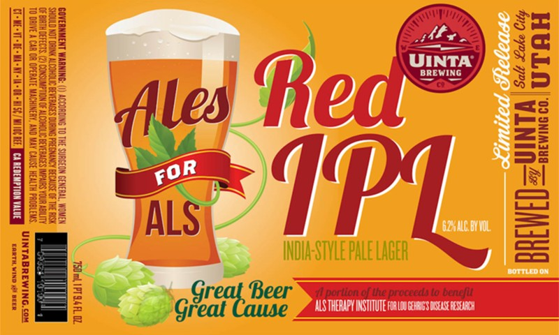 Ales for ALS Red IPL