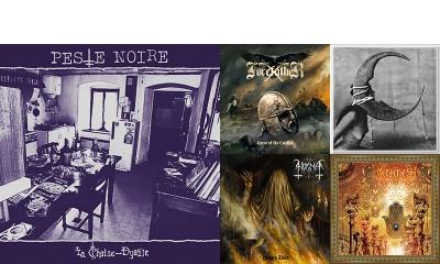 Top 5 Black Metal Albums