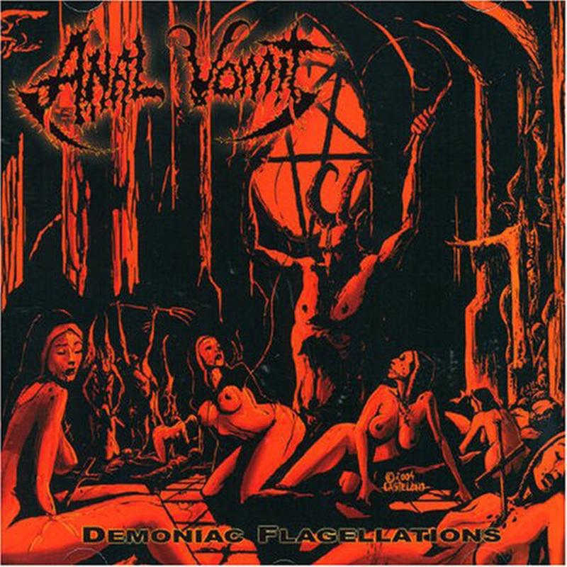 Review: Anal Vomit – Demoniac Flagellations
