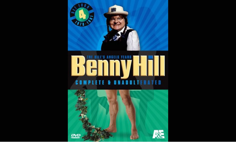 Review: Benny Hill: The Hill's Angel Years