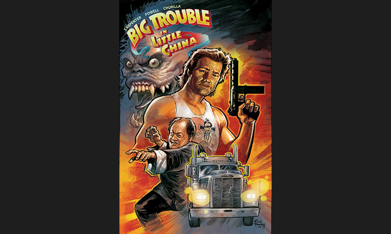 Review: Big Trouble in Little China Vol. 1