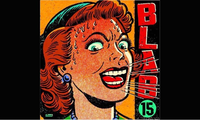 Review: BLAB! VOL. 15 – MONTE BEAUCHAMP