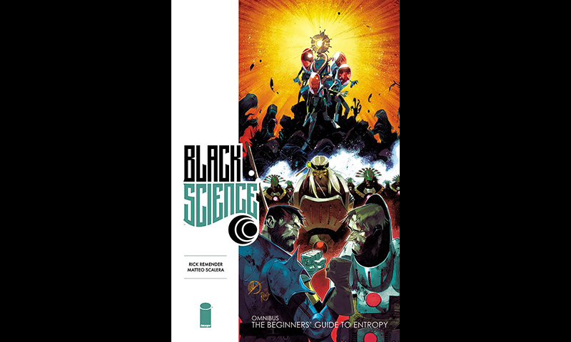 Review: Black Science: The Beginners' Guide to Entropy