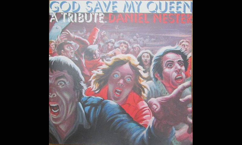 Review: GOD SAVE MY QUEEN: A TRIBUTE – DANIEL NESTER