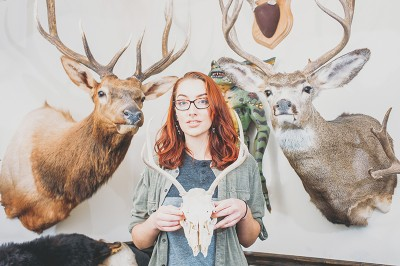 Whether she's preserving a pet or a trophy, Remnant Preservations' Andy Silva is a killer taxidermist.