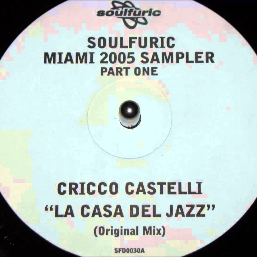 Review: Cricco Castelli – La Casa del Jazz