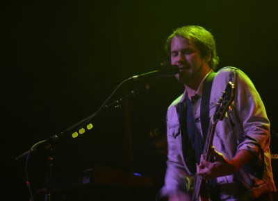 Brian Aubert of Silversun Pickups. Photo: Andy Fitzgerrell