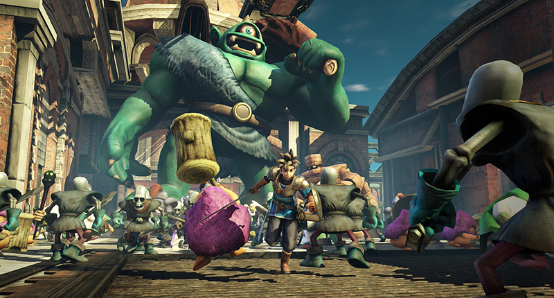 Review: Dragon Quest Heroes: The World Tree's Woe and the Blight Below