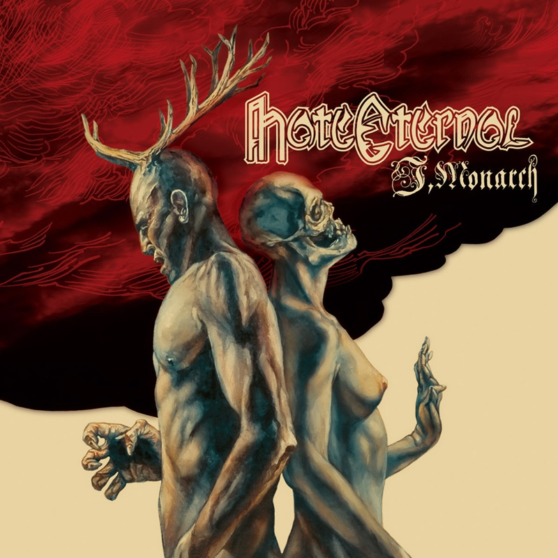 Review: Hate Eternal – I, Monarch