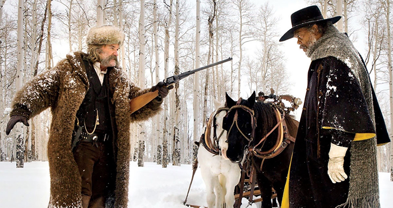 Review: The Hateful Eight