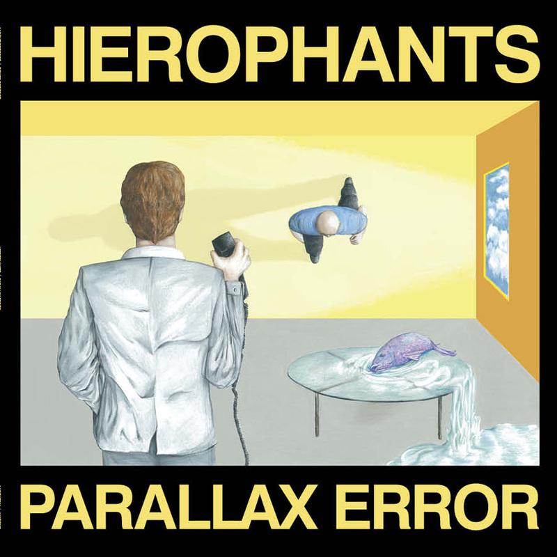Hierophants – Parallax Error