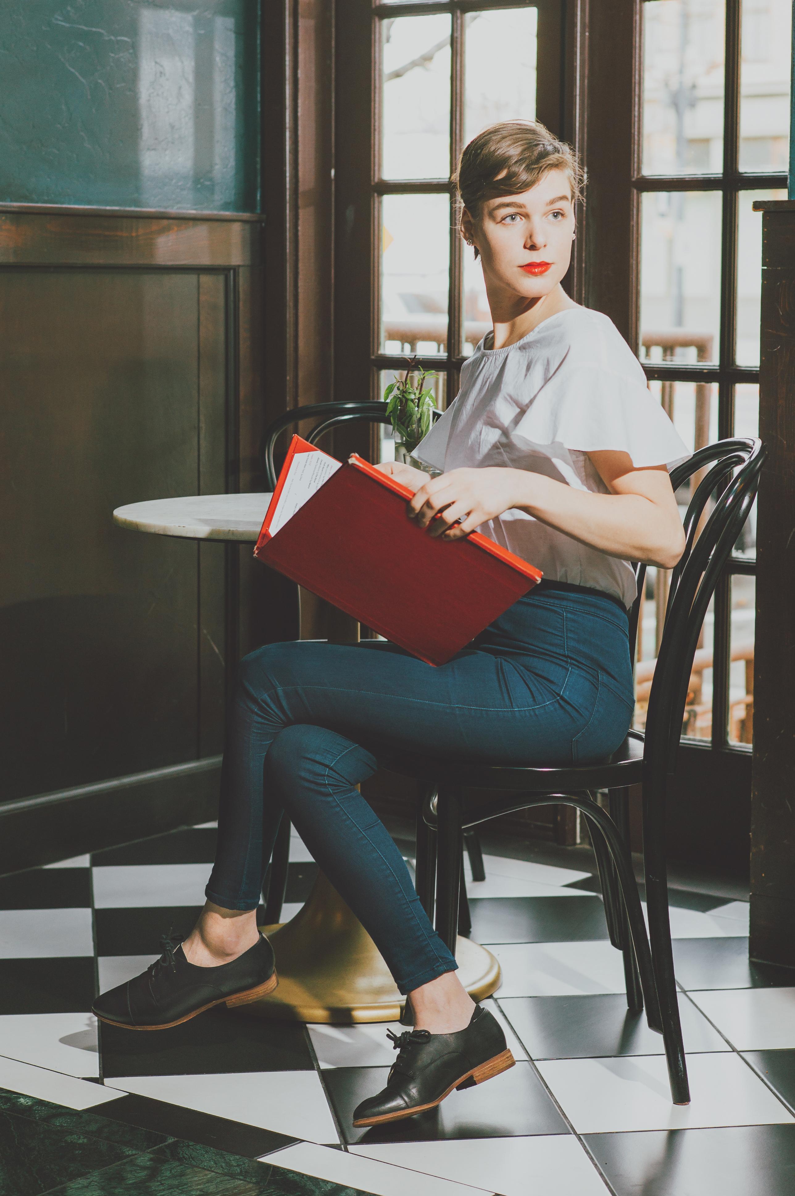 SLUG Style: Ana Hardy