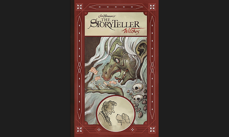 Review: Jim Henson's Storyteller – Witches Hardcover Collection