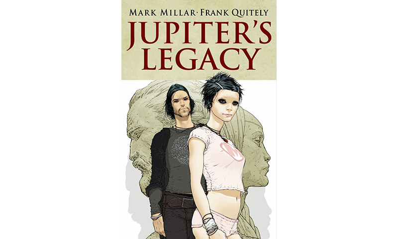 Review: Jupiter's Legacy – Book One