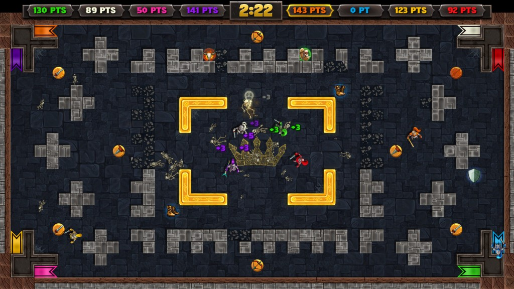 Review: Knight Squad