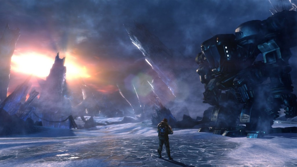 Review: Lost Planet