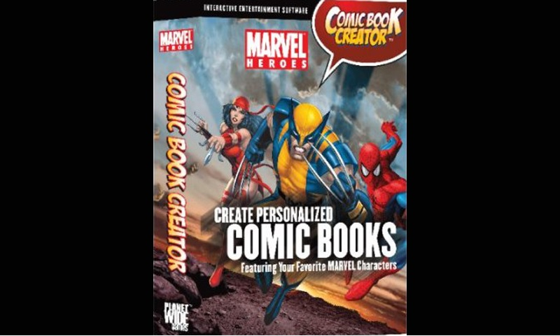 Review: Marvel Comic Book Creator