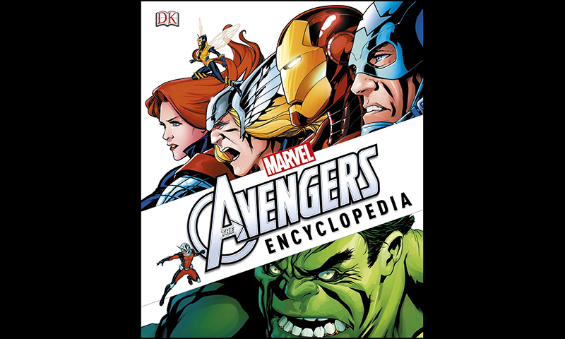 Review: The Avengers Encyclopedia