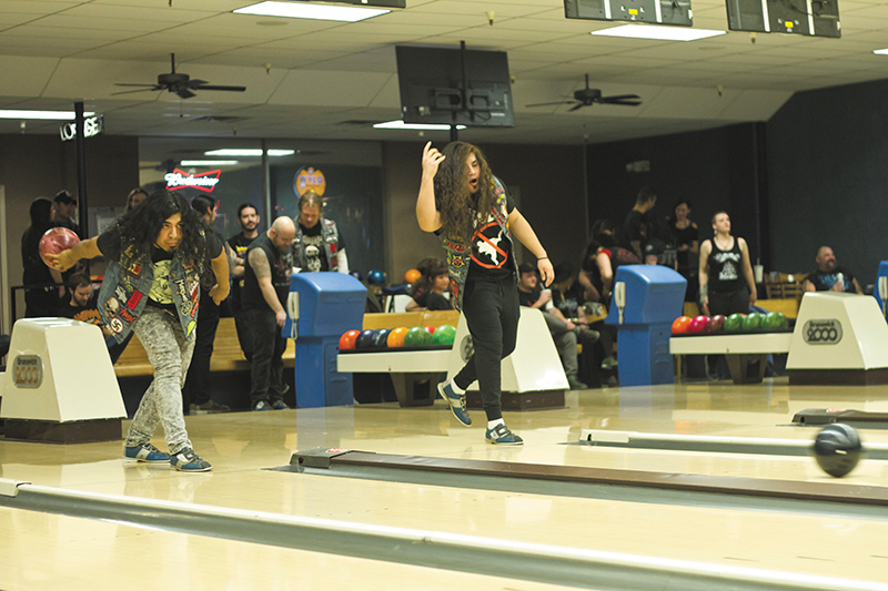 Salt Lake Metal Bowling League