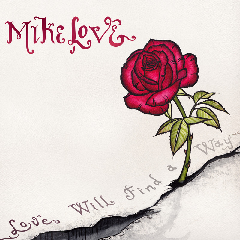 Review: Mike Love – Love Will Find A Way
