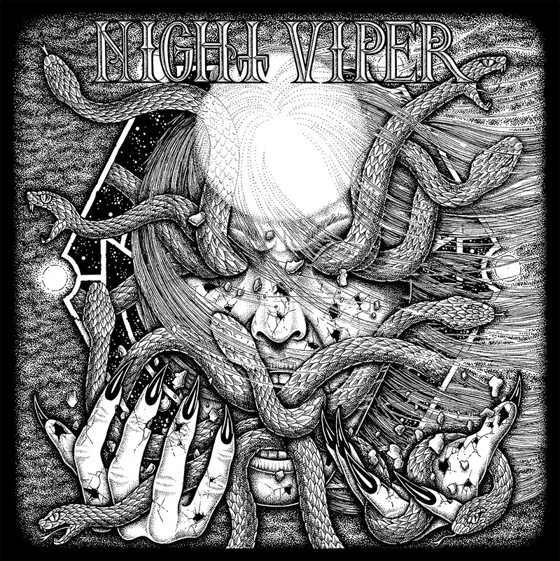 Review: Night Viper – Self-Titled