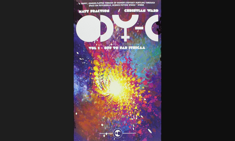 Review: ODY-C, Vol. 1