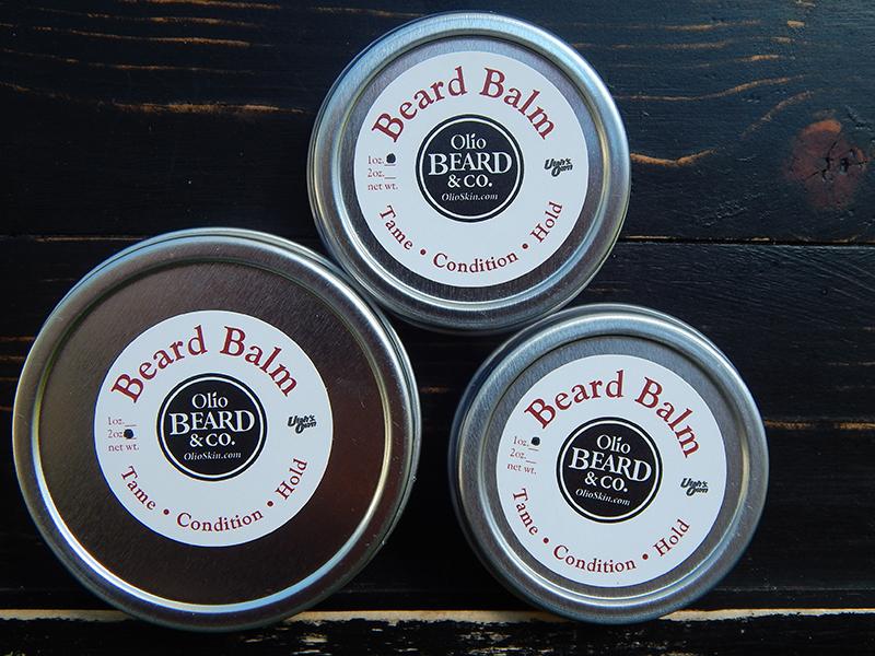 Review: Olio Beard & Co. – Olio Beard & Co.  Beard Oil, Beard Balm and Moustache Wax