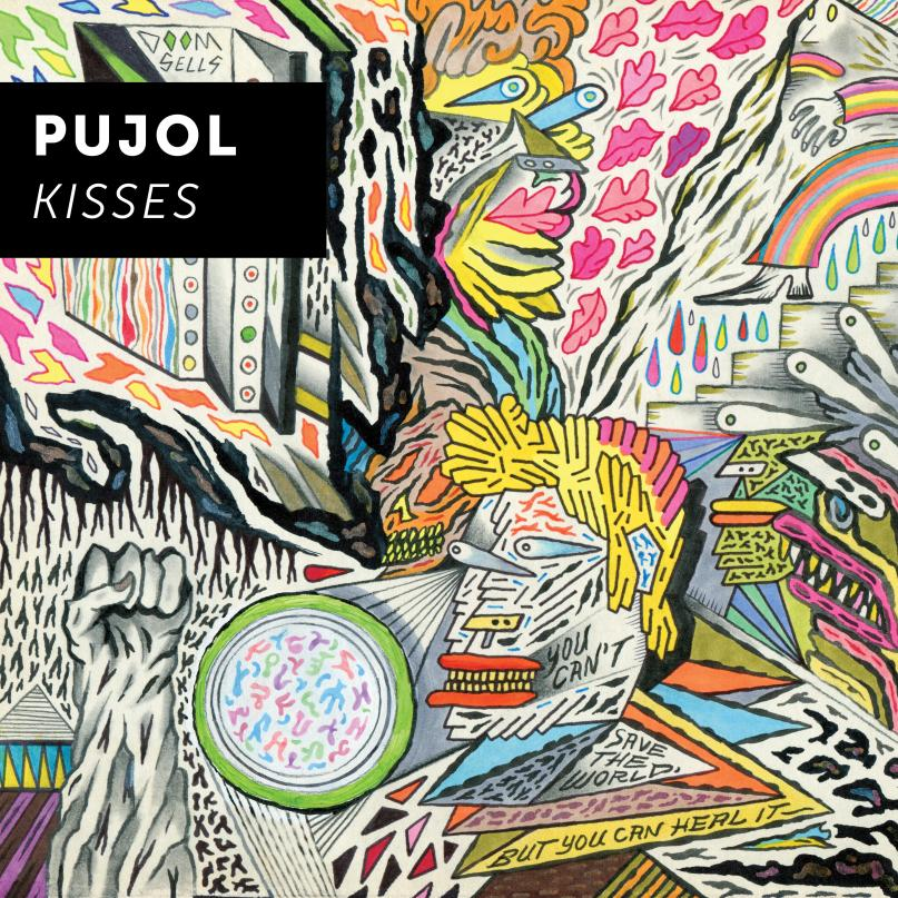 Review: Pujol – Kisses (EP)