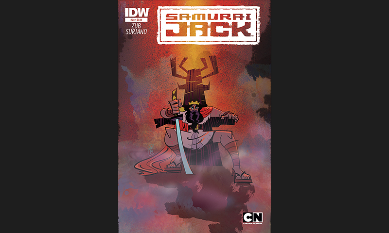 Review: Samurai Jack: Volume 4