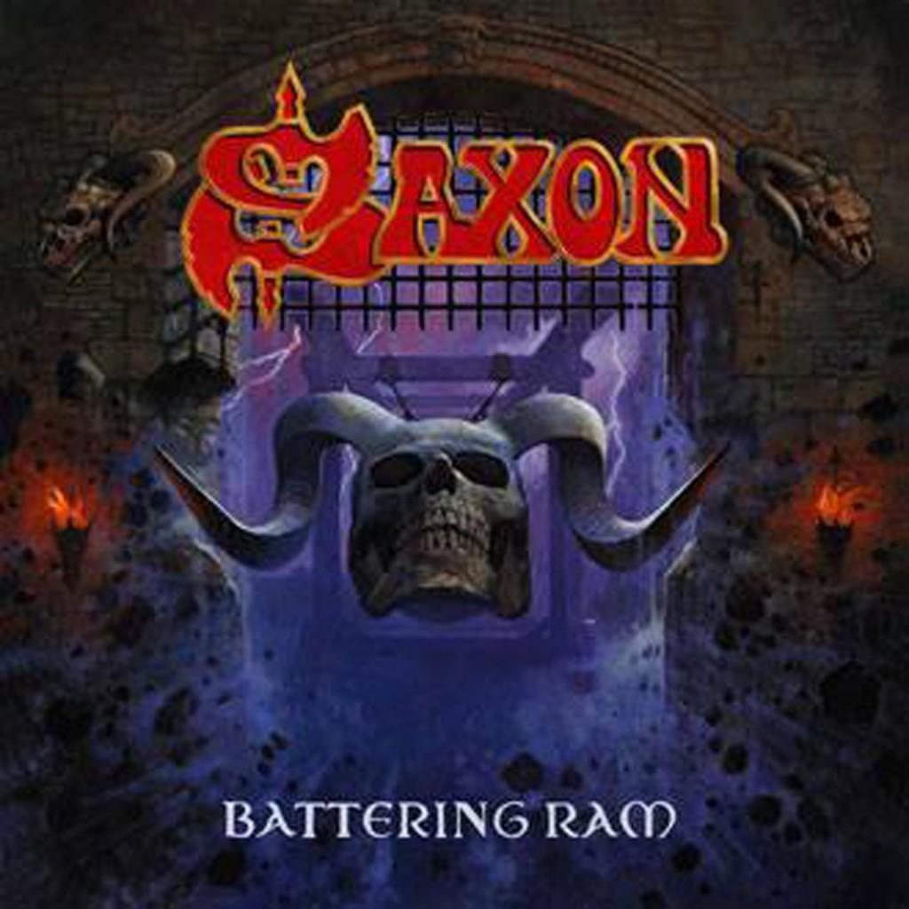 Review: Saxon – Battering Ram