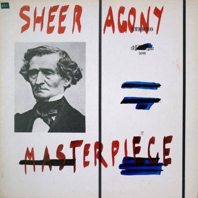 Sheer Agony –Masterpiece