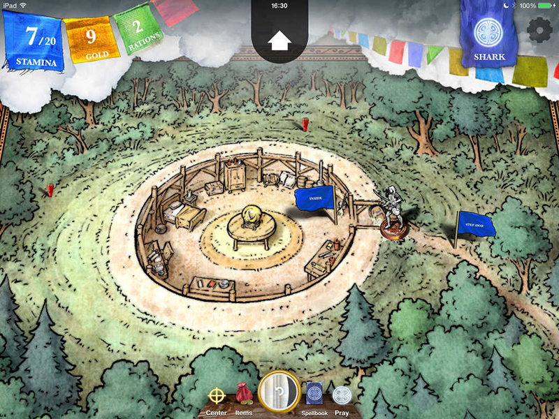 Review: Sorcery 3